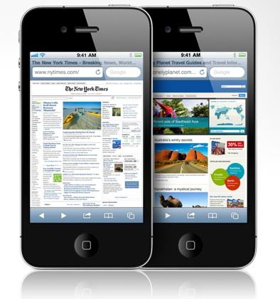 iOS5-Safari