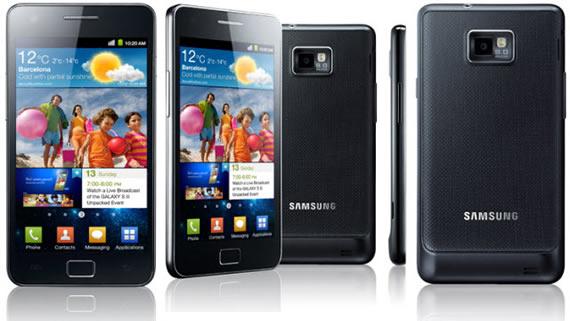 Samsung GALAXY S2 US release