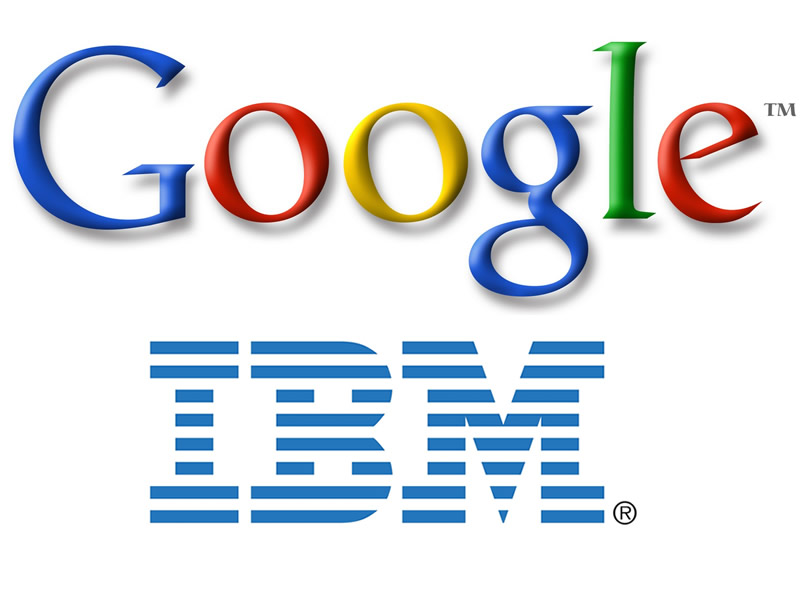 Google IBM patents