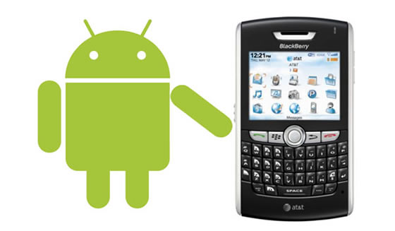 Blackberry Android Apps