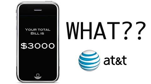 large-phone-bill