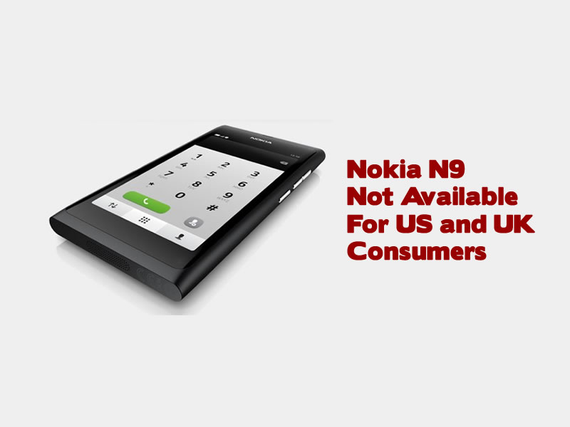 Nokia N9 Released In Europe
