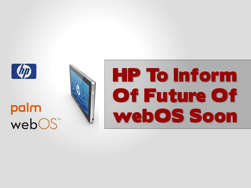 HP webOS News