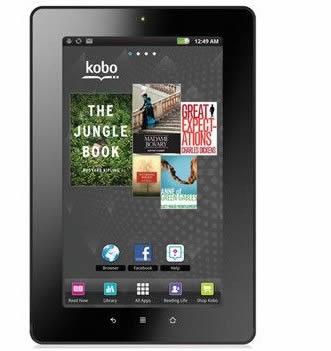 WhSmith Kobo Vox Tablet PC