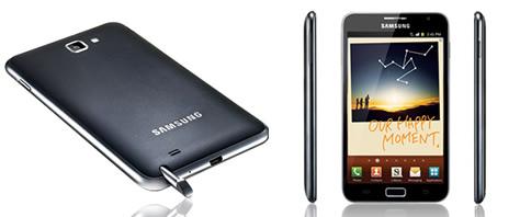 Samsung Galaxy Note o2
