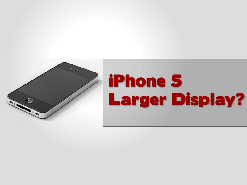Iphone 5 4 Inch Display