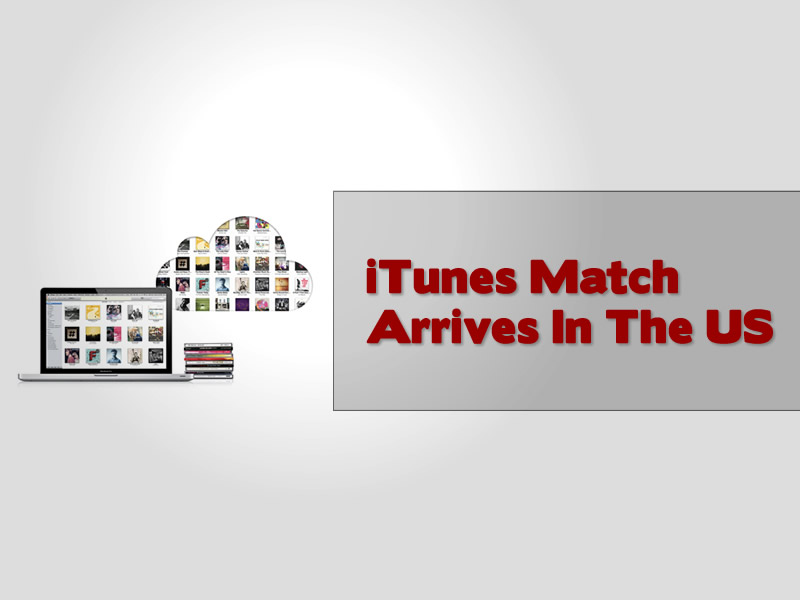 Apple iTunes Match cloud based high quality music service