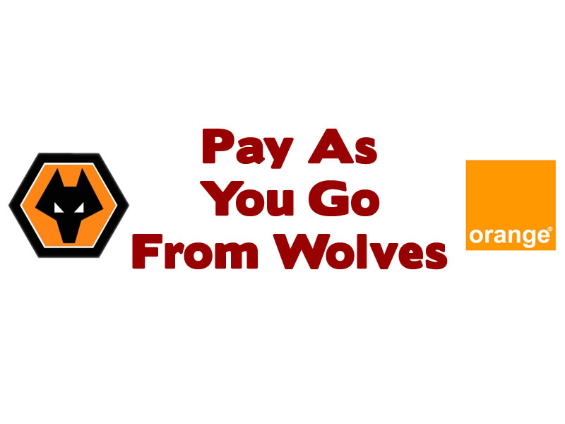 Pay As You Go From Wolverhampton Wanderers Football Club