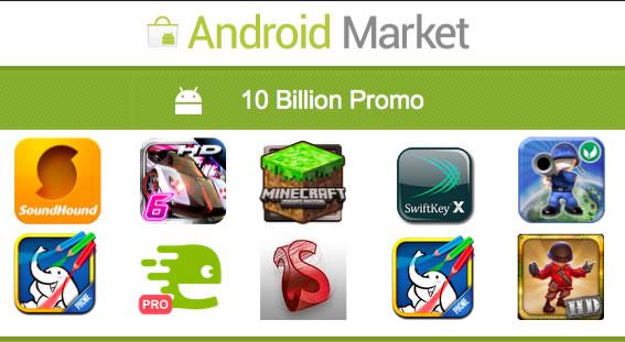 10 Billion Promo