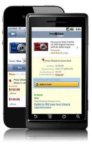 Amazon Price Checker App