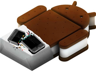 Android 4 Ice Cream Sandwich Nexus S Update Problems