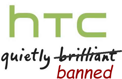 Apple Win HTC Smartphone Import Ban