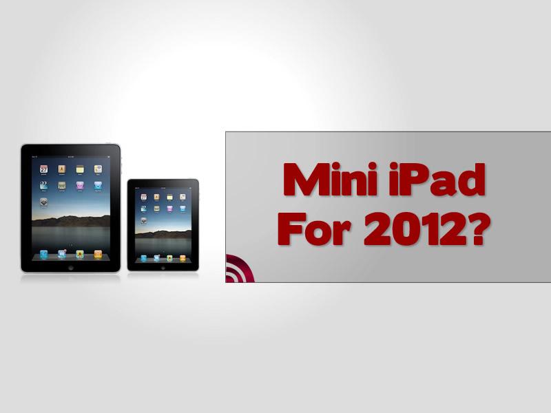 Mini iPad Release Date