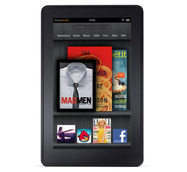 Amazon Kindle Fire Surprise Xmas Hit?
