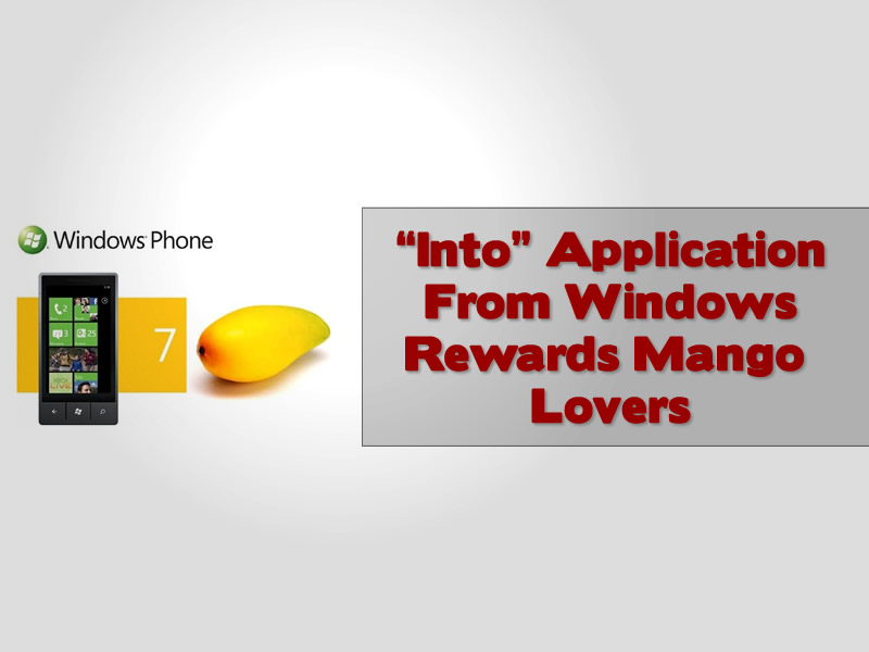 Into Application Rewards Windows 7 Lovers Socially