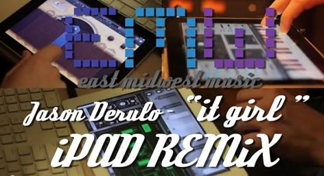 iPad Music Remix