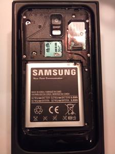 "Samsung s2 ""Skyrocket"" explodes"