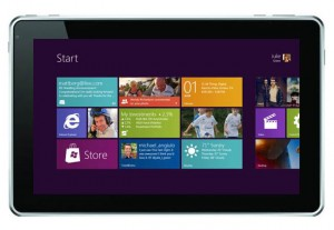 Windows 8 Tablet Suffers From Lack Of Interest