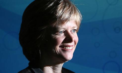 Barbara Stymiest Next RIM CEO
