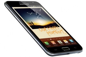 Samsung Galaxy Note AT&T Release Date
