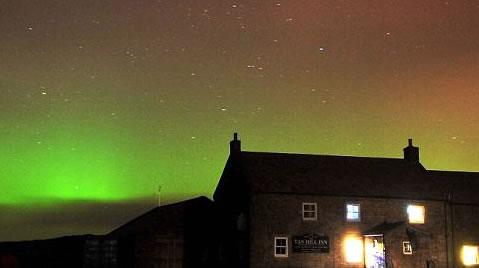Solar Flare Yorkshire