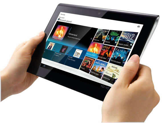 Sony Tablet S Price Reduction
