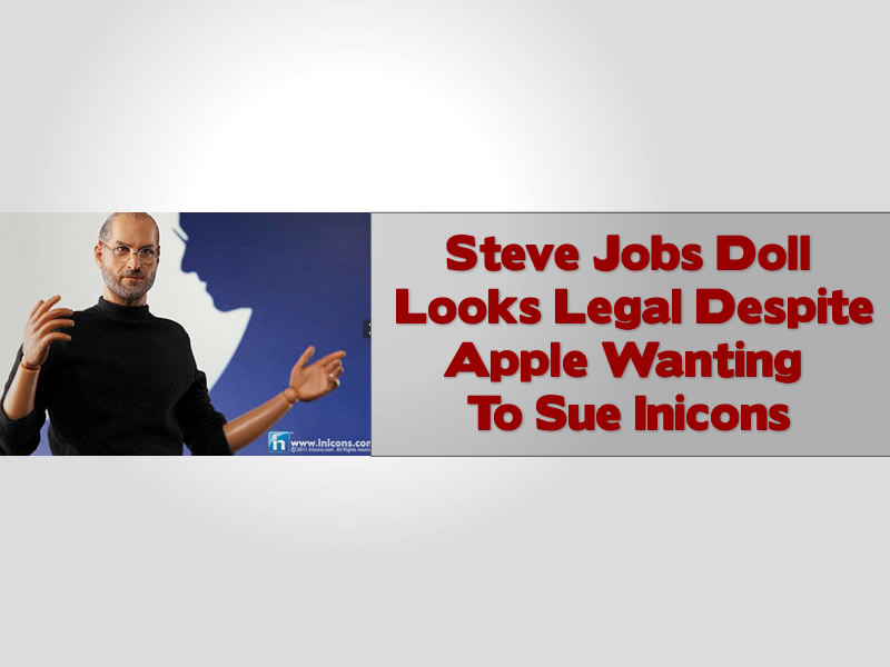 Steve Jobs Doll Legal