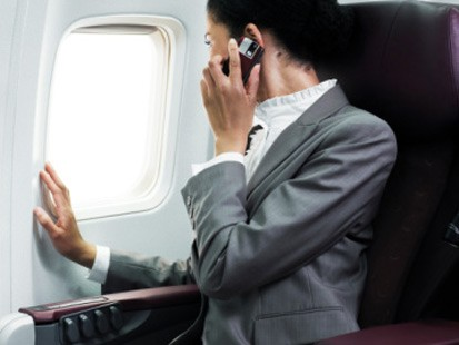 Reason Why You Are Not Allowed To Use Your Mobile Phone On A Plane During Takeoff