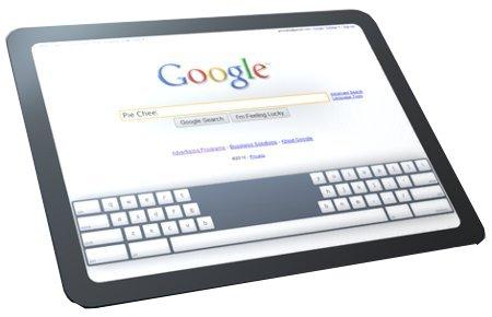 Google 7 Inch Tablet