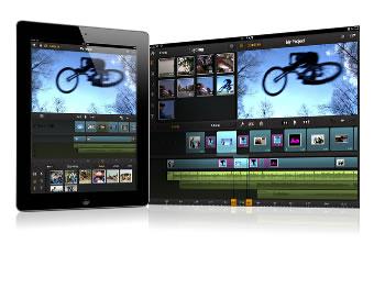 AVID Studio Application For iPad