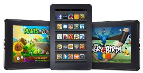 Kindle Fire UK Release Date