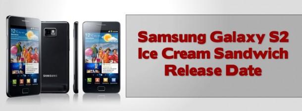 Galaxy s2 release date in Sydney