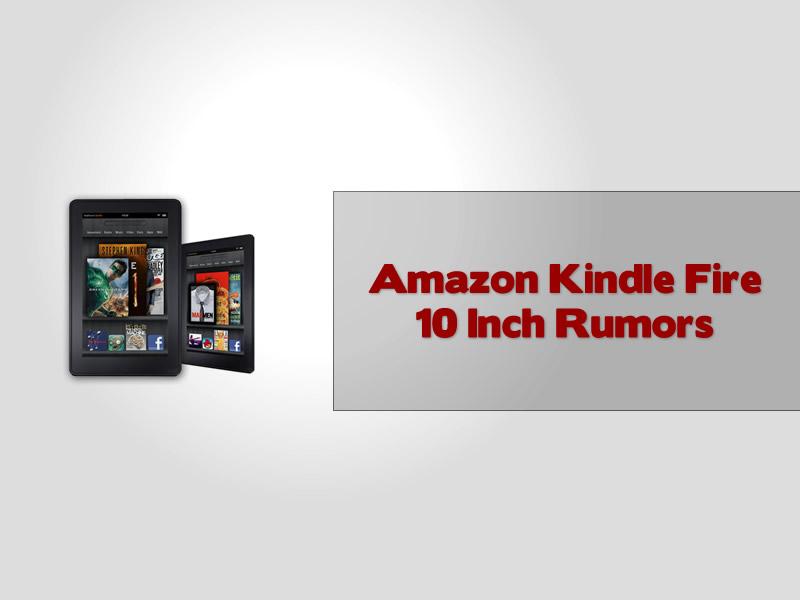 Amazon Kindle Fire 10 Inch