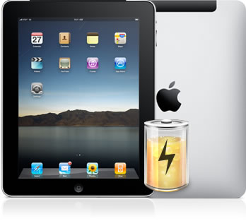 iPad 3 Battery Life Increased