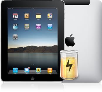 iPad 3 Battery Life Increased