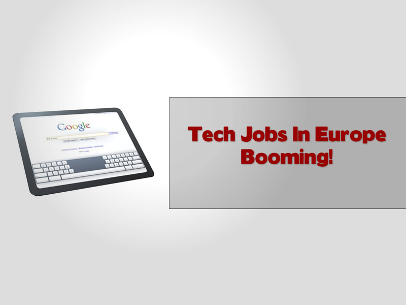 Tech Jobs in Europe